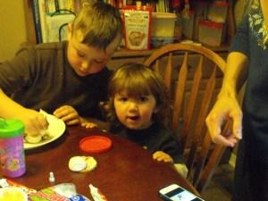 Cookies!  Cookies for Nikolai!