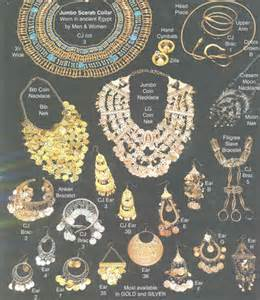 ancient Egyptian gold jewelry