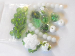 beautiful lampwork from Carolhyn's Beads on Etsy