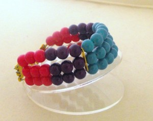 sunset_colors_three_strand_bracelet_31bb5eee