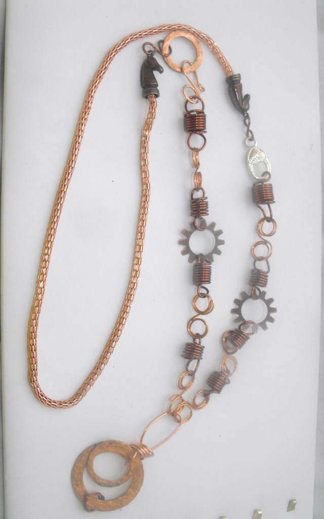 basic copper chain